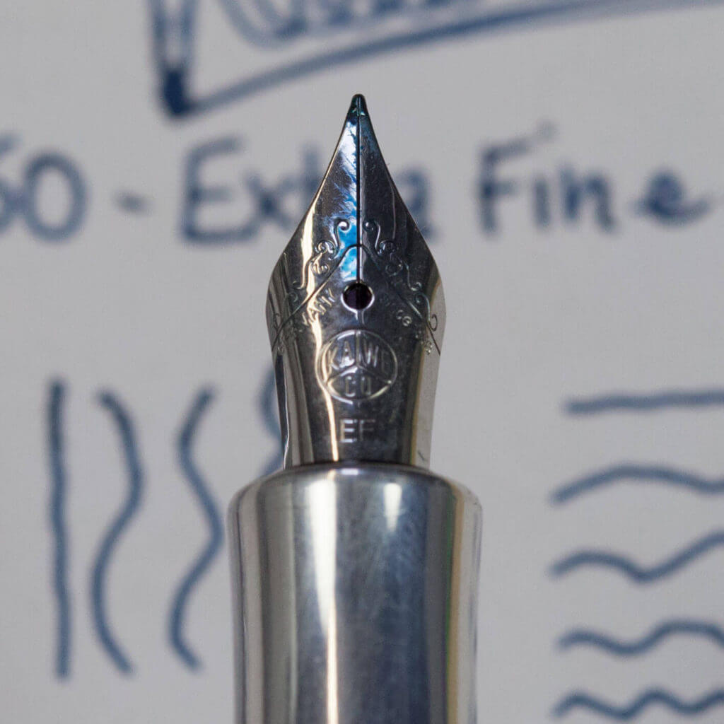 Kaweco 060 Extra Fine Fountain Pen nib
