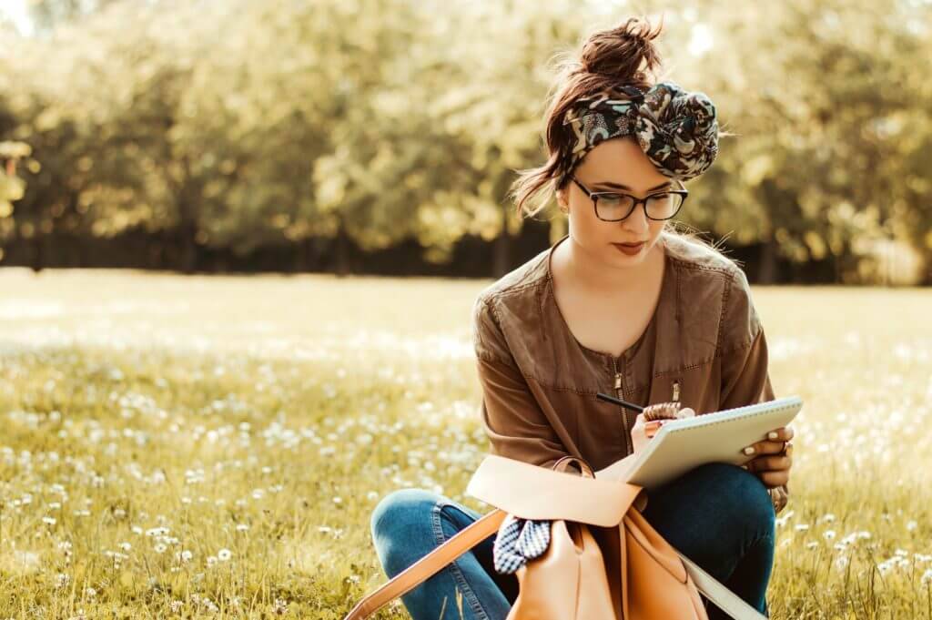 Journaling to help anxiety