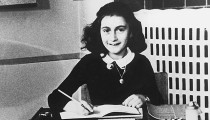 Anne Frank & Her Beloved Fountain Pen