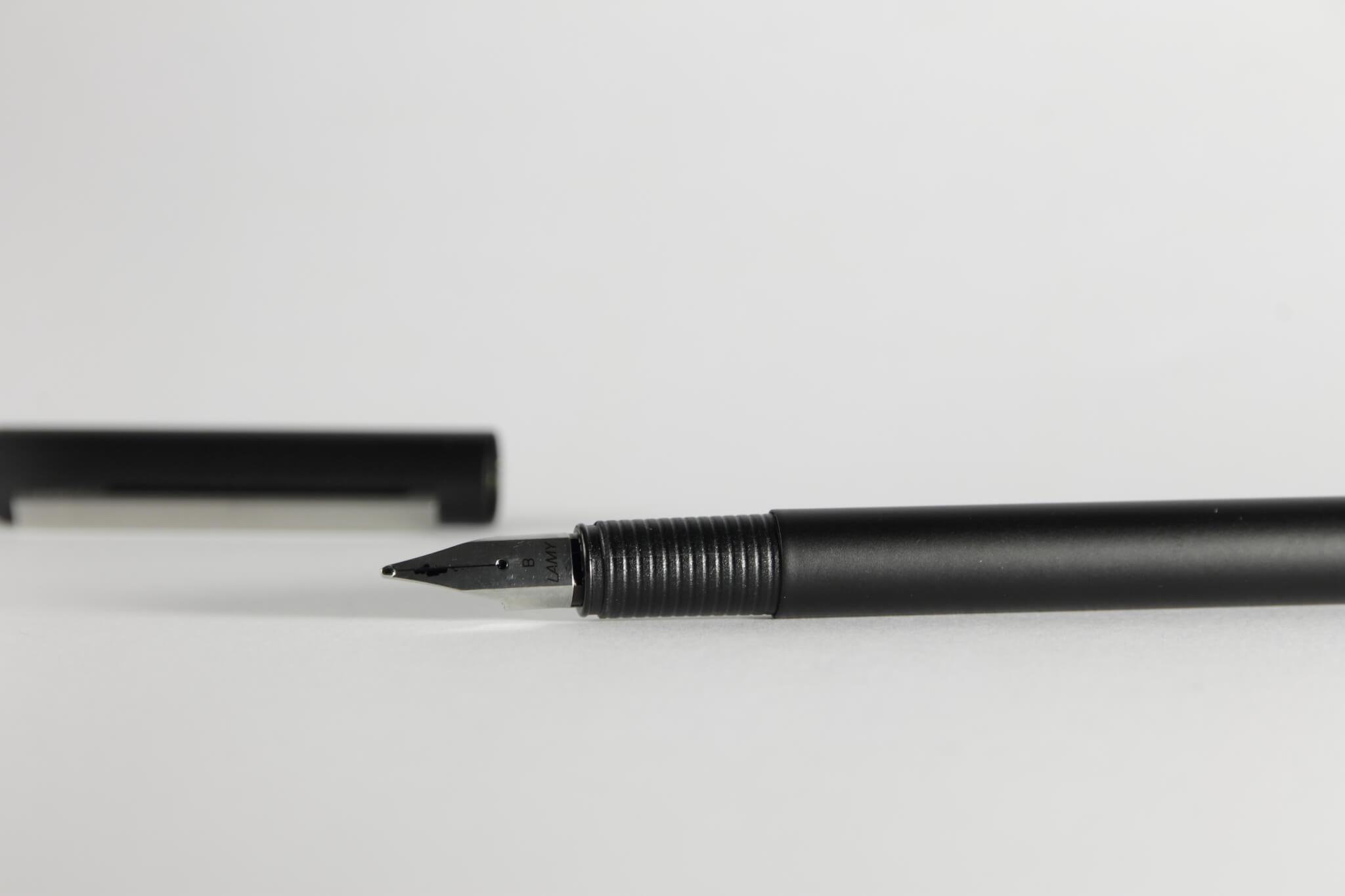 Lamy CP1 Fountain Pen Review - The Pen Company Blog: http://thepencompany.com/blog/pens/lamy-cp1