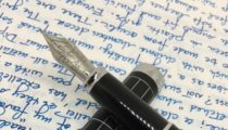 Diplomat Excellence Rhombus fountain pen review