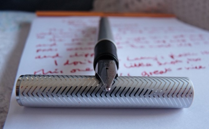 Lamy Linea Fountain Pen Review