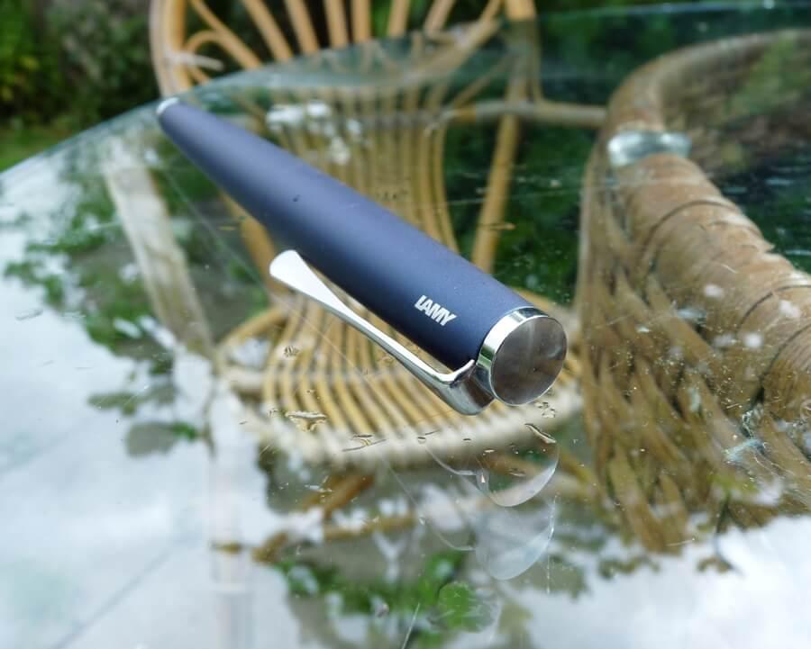 Lamy Studio fountain pen capped