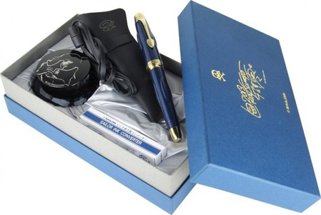 Sailor's New Limited Edition Anime-Inspired Pen