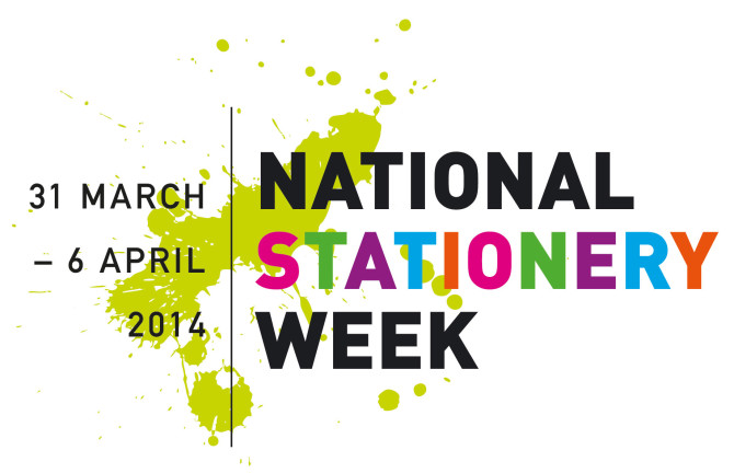 10% Off All Purchases During National Stationery Week 2014