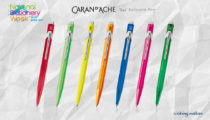 Win a Caran d'Ache 849 Ballpoint Pen every day of #NatStatWeek 2017!