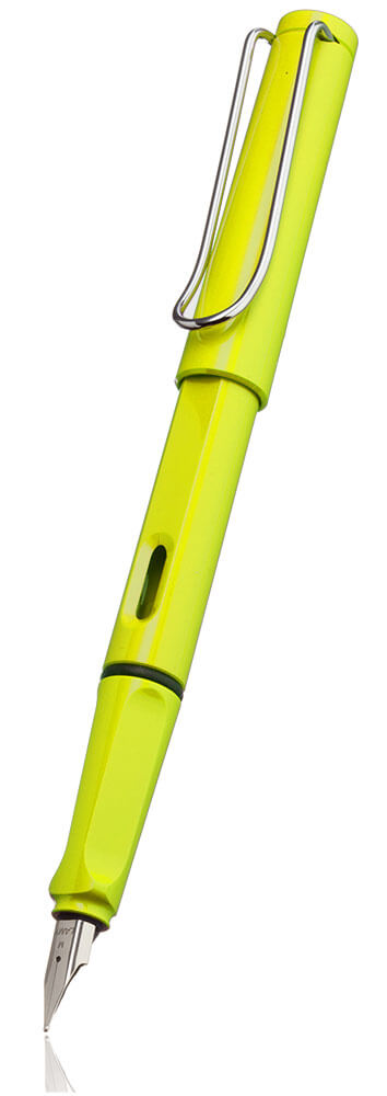 Lamy Safari 2013 Special Edition – Neon Yellow?