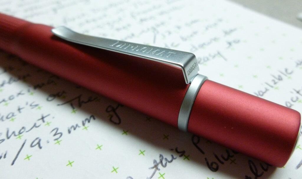 Diplomat Life ballpoint pen clip