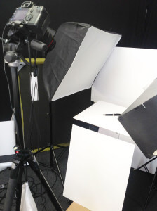 Bowens studio flashes and Canon Eos 5D MkII