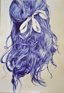 Rachel-OBrien-Ballpoint-Pen-Art