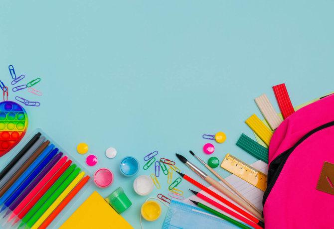 Back to school: stationery essentials