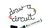 Introducing The Amazing, Electrically Conductive Paint Pen