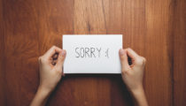 How to write an Apology Letter