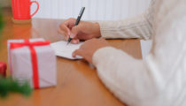 Christmas card writing & etiquette tips