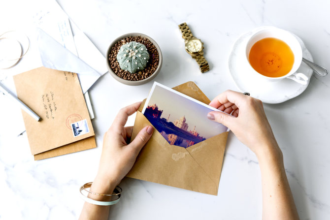 Tips for being a great Pen Pal