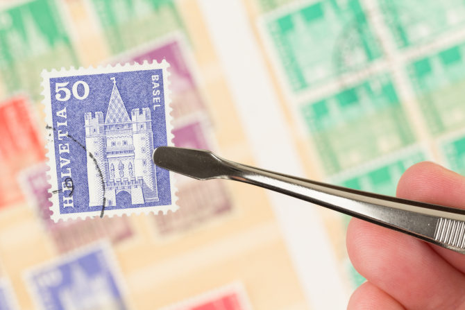 What to do with used postage stamps