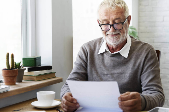COVID-19: How a letter can mean the world to an elderly neighbour