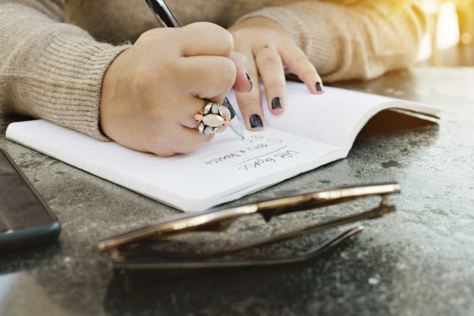 Why every teen should use a journal