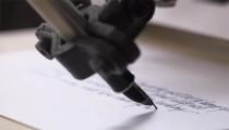 Robot Copies Handwriting Using a Fountain Pen!
