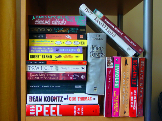 Top Book Releases for 2014