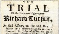 Handwriting in History: Dick Turpin