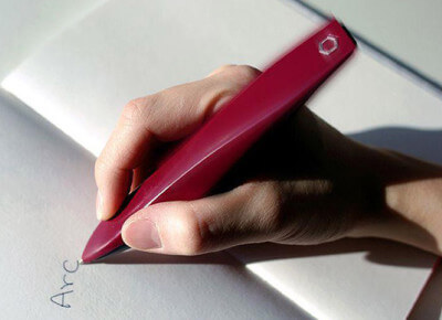Pen Helps Handwriting of Parkinson's Patients