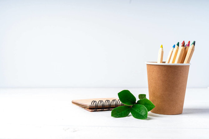 A Beginner's Guide to Eco-Friendly Stationery