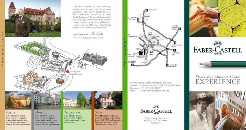 Faber-Castell flyer