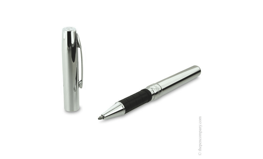 The Fisher Space X-750 Explorer ballpoint pen in chrome