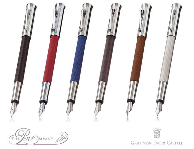 Spring Poetry Competition to win a Graf von Faber-Castell Fountain Pen