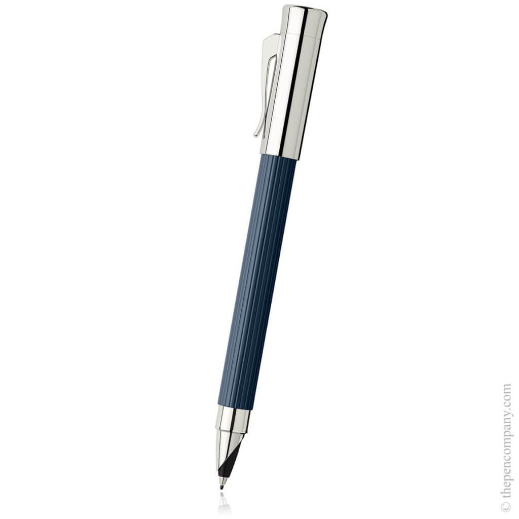 The Graf von Faber-Castell Tamitio fineliner pen in Night Blue