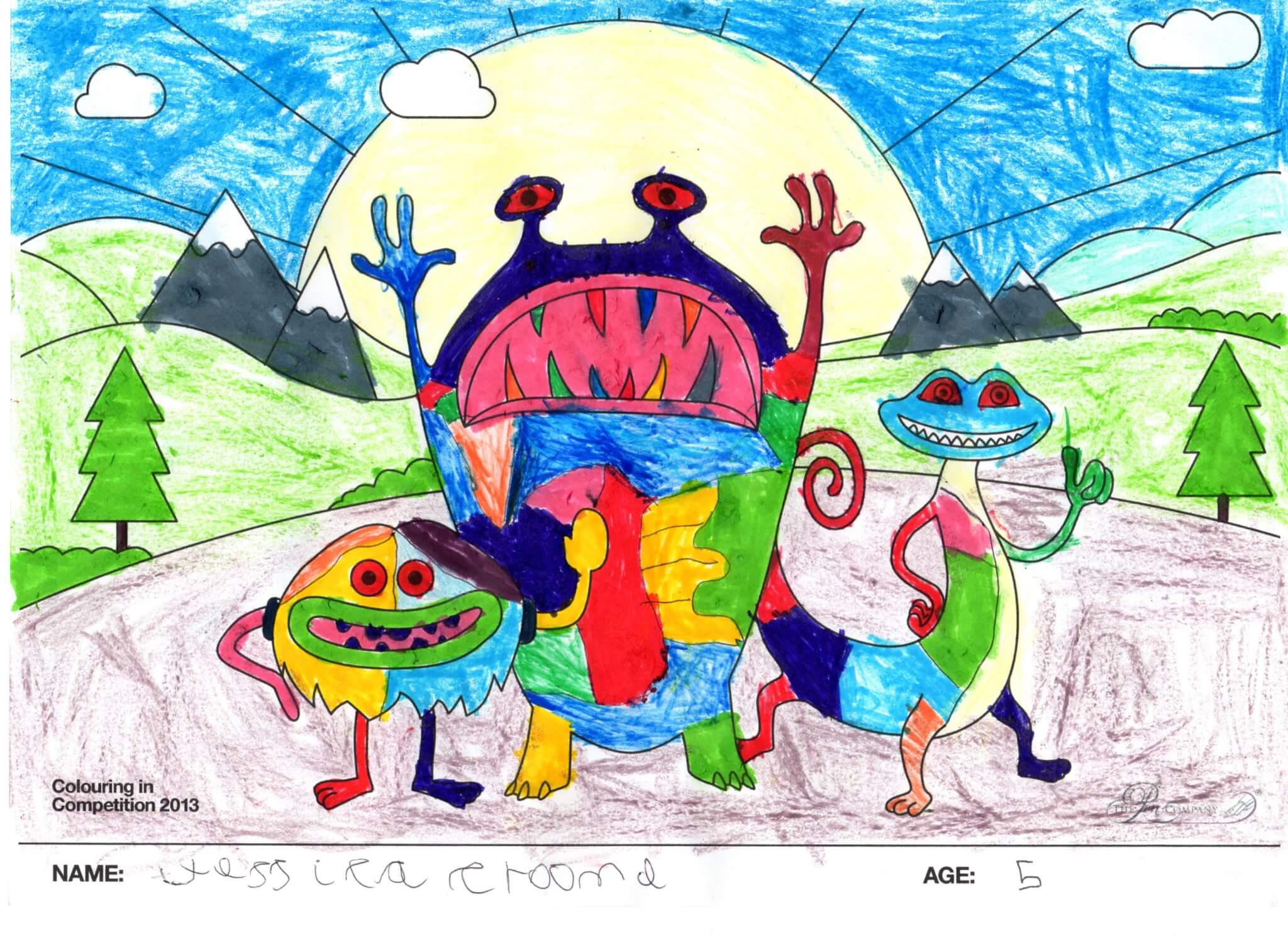 jessica-croome-age-5