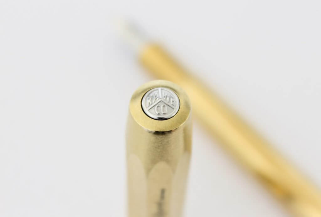 The Kaweco Sport fountain pen in Brass