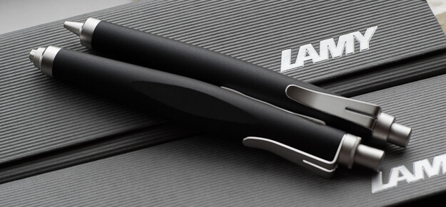 Lamy Scribble Mechanical Pencil Review