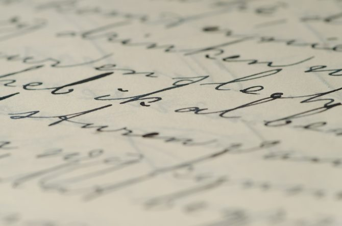 Why handwriting is important — even for adults