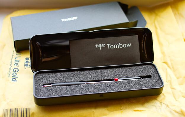 Tombow tin