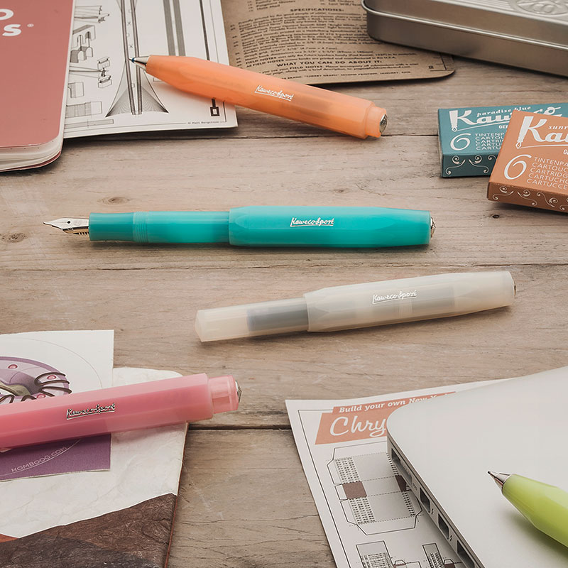Kaweco Frosted Sport banner